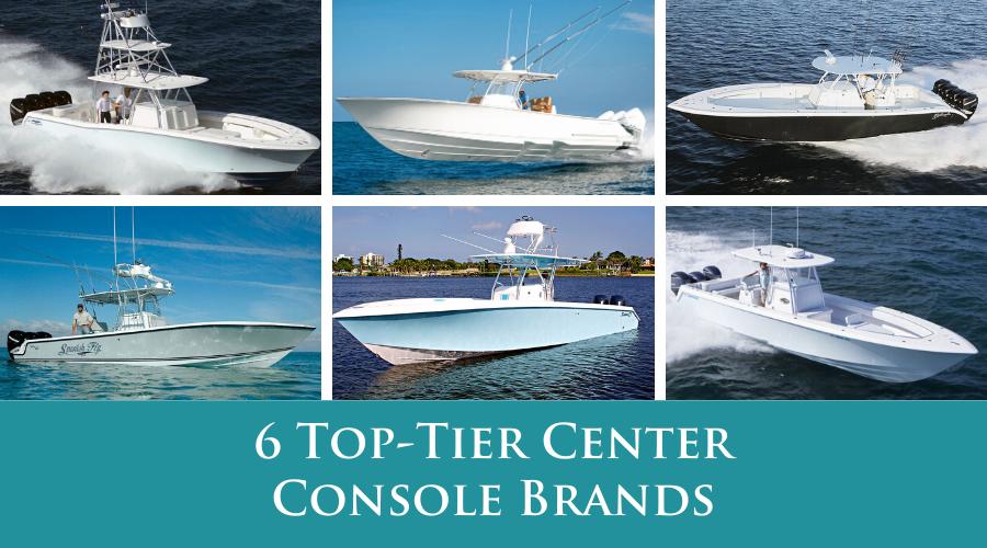Six Center Console Brands
