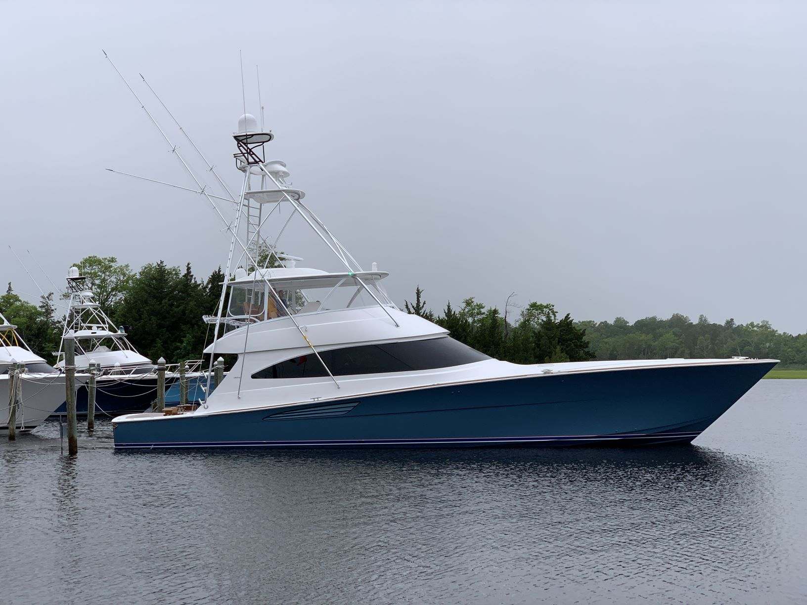 Three-peat | Three Time New Viking Owners Take Delivery of their Viking 72 Convertible