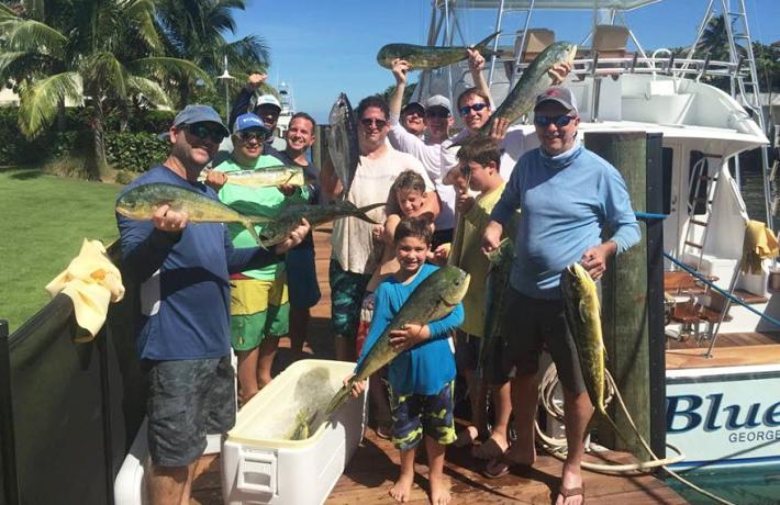 Top Tactics For Mahi Fishing