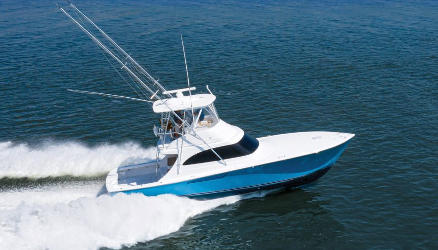 Viking Yachts 46 Billfish Walkthrough