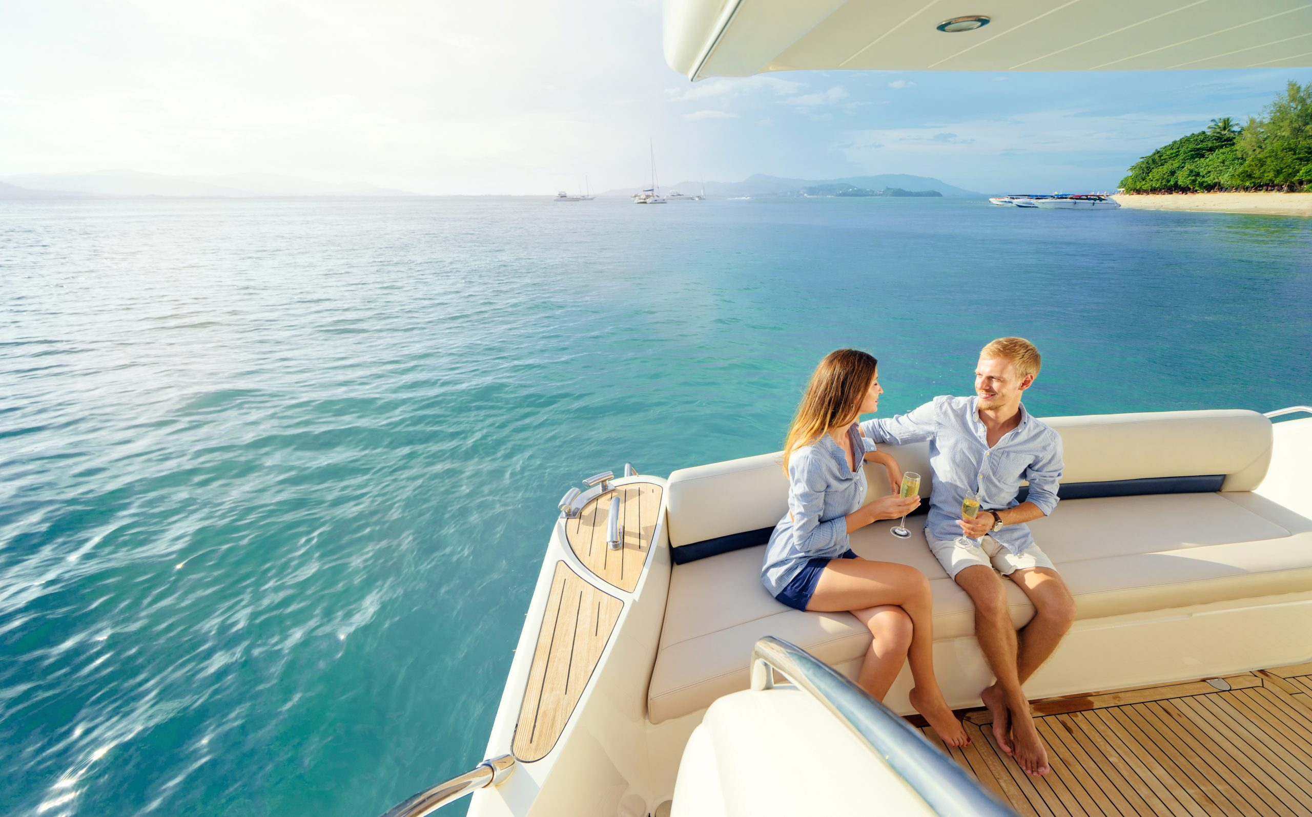 NEW TAX LAW CONTINUES TO SUBSTANTIALLY BENEFIT YACHT OWNERS