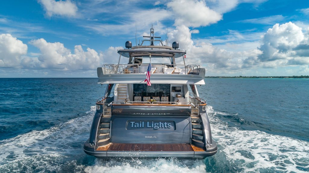 Tail Lights Charter Yacht