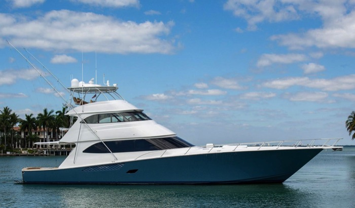 Viking Yachts 82 Cool Breeze