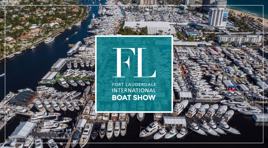 HMY Yacht Sales At The 2020 Fort Lauderdale Boat Show