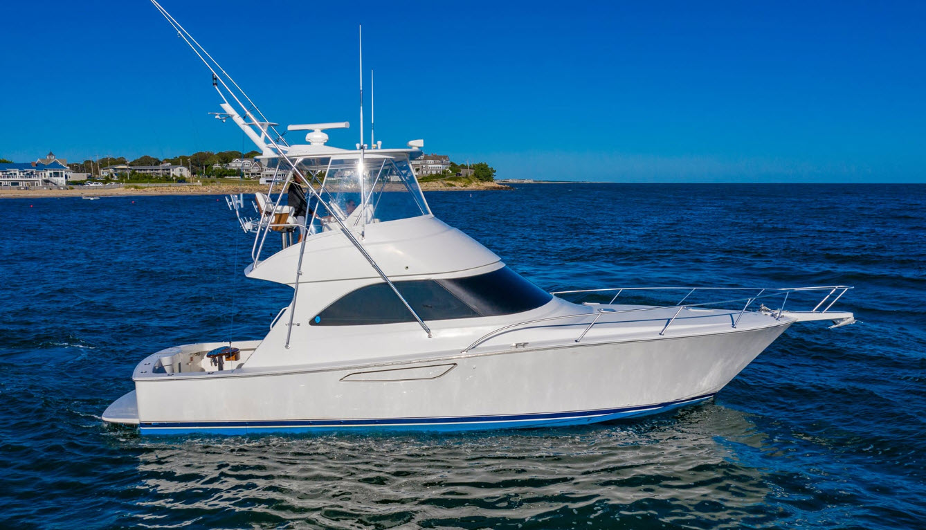 "2012 Viking 42 Convertible ""Zada Mac"" – Sold By HMY Yacht Sales"
