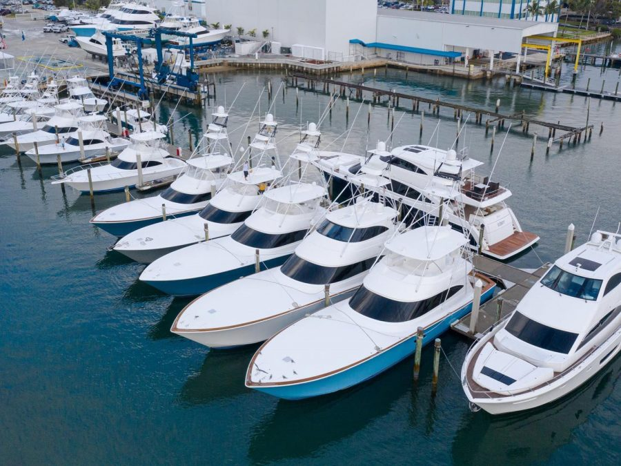 Viking Yachts and Valhalla Boatworks VIP Boat Show