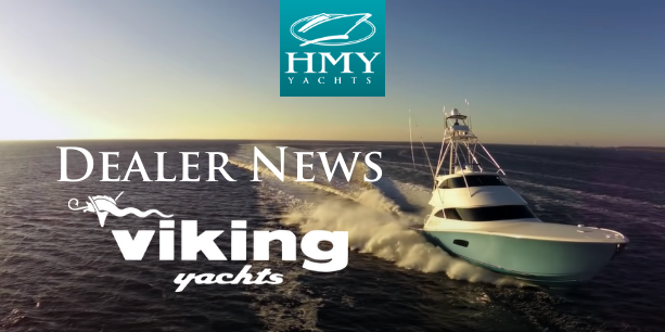 Viking Yachts Dealer News