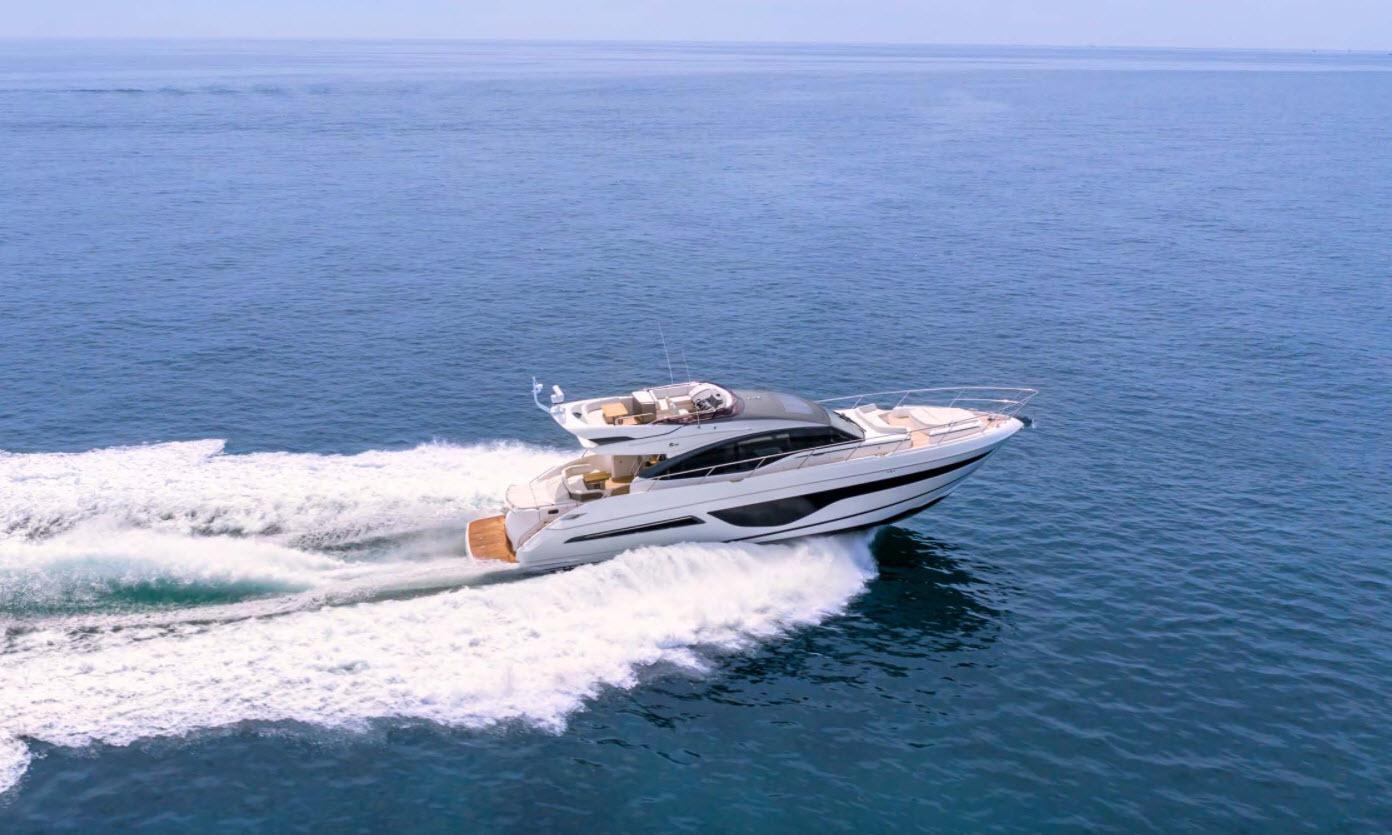 Princess Yachts S66