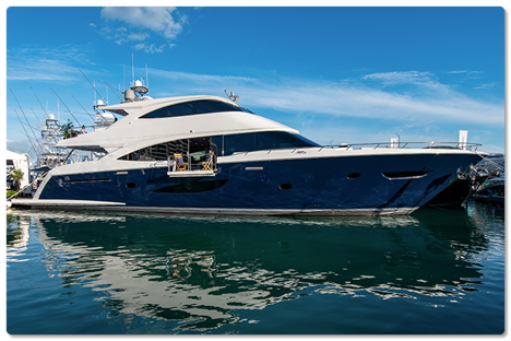 In A Class By Itself – The Viking 93 Motor Yacht