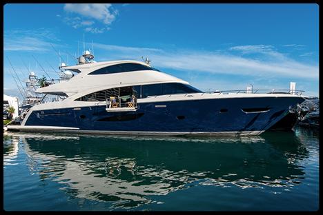 The Viking 93 Motor Yacht