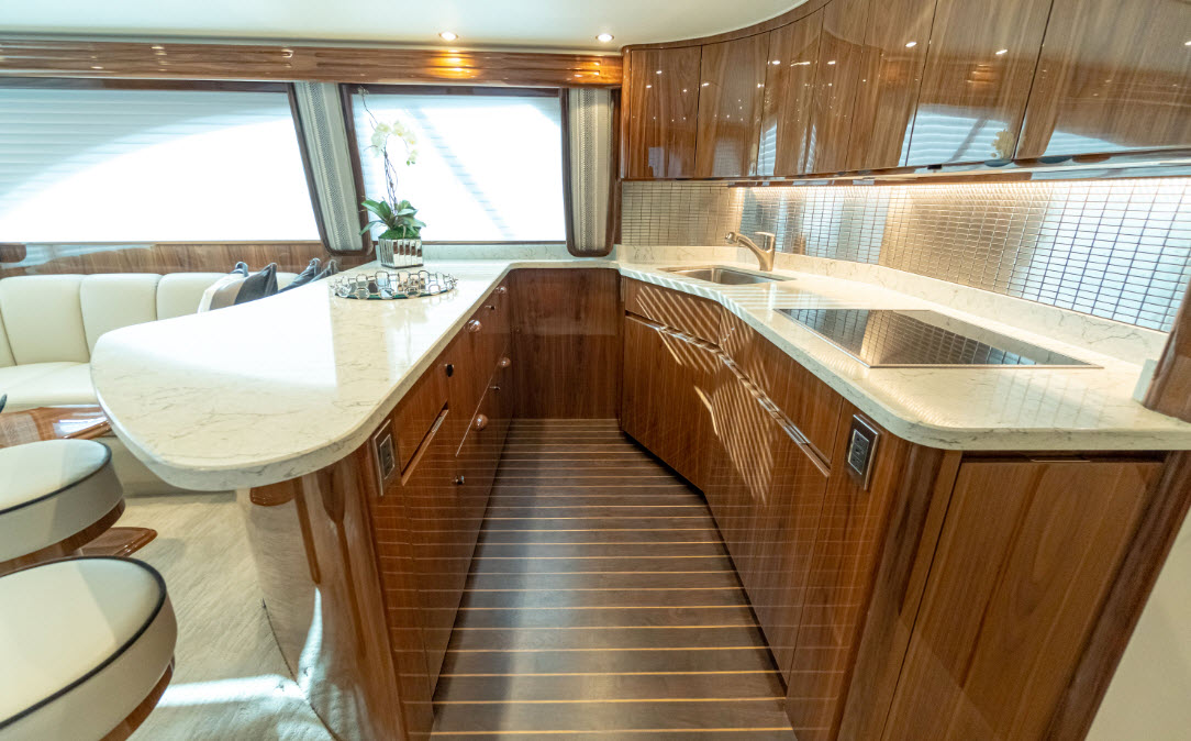 Viking 54 Galley