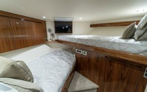 Viking 54 Guest Bunks