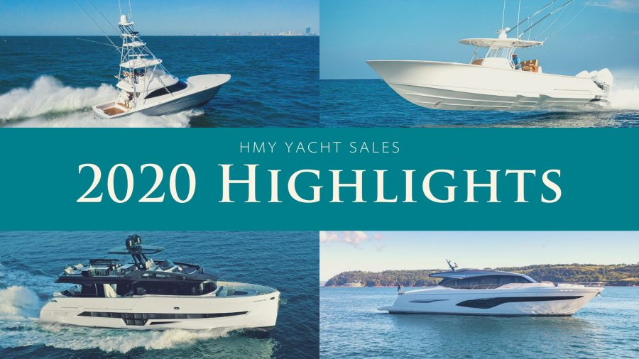 HMY's Highlights Of 2020