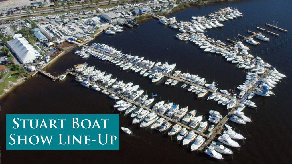 2021 Stuart Boat Show LineUp