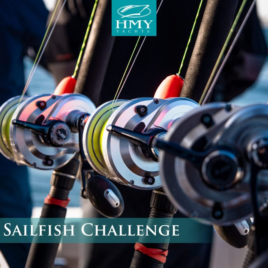 "Sailfish Challenge- 2nd Leg of the ""Quest For The Crest"" Sailfish Series"