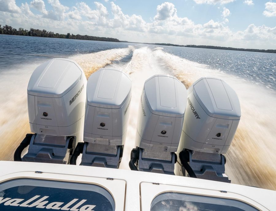 Mercury Unveils Game-Changing New Outboard
