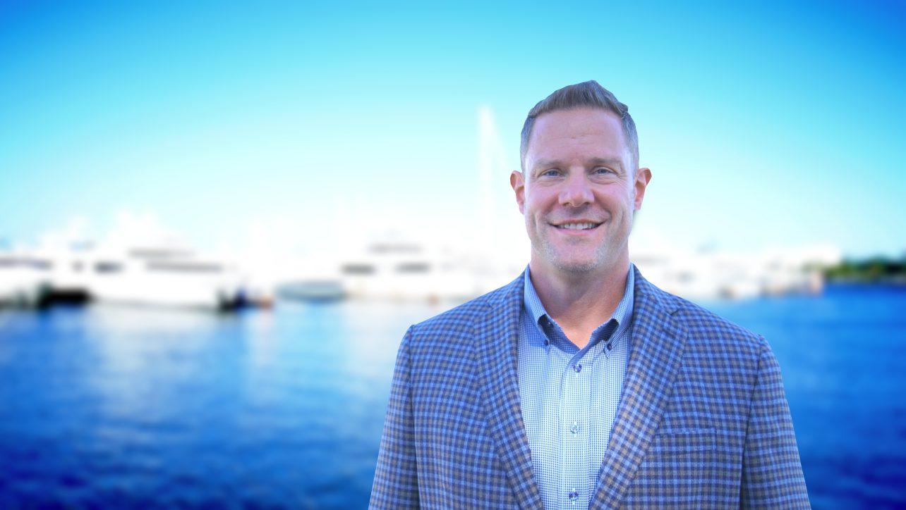 HMY Yacht Sales Professional Brad Neilson