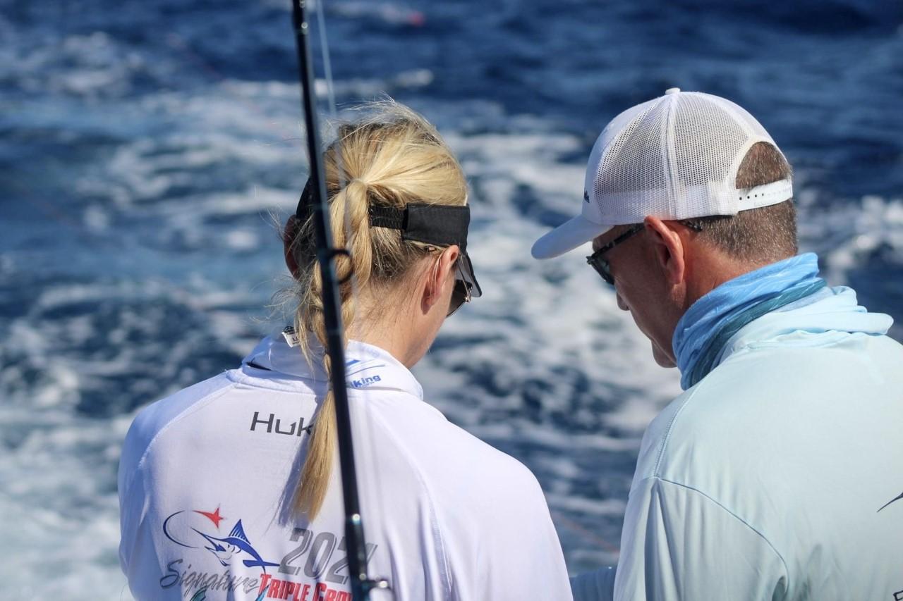 Female Anglers Are Entering the Tournament Fishing Scene in Costa Rica