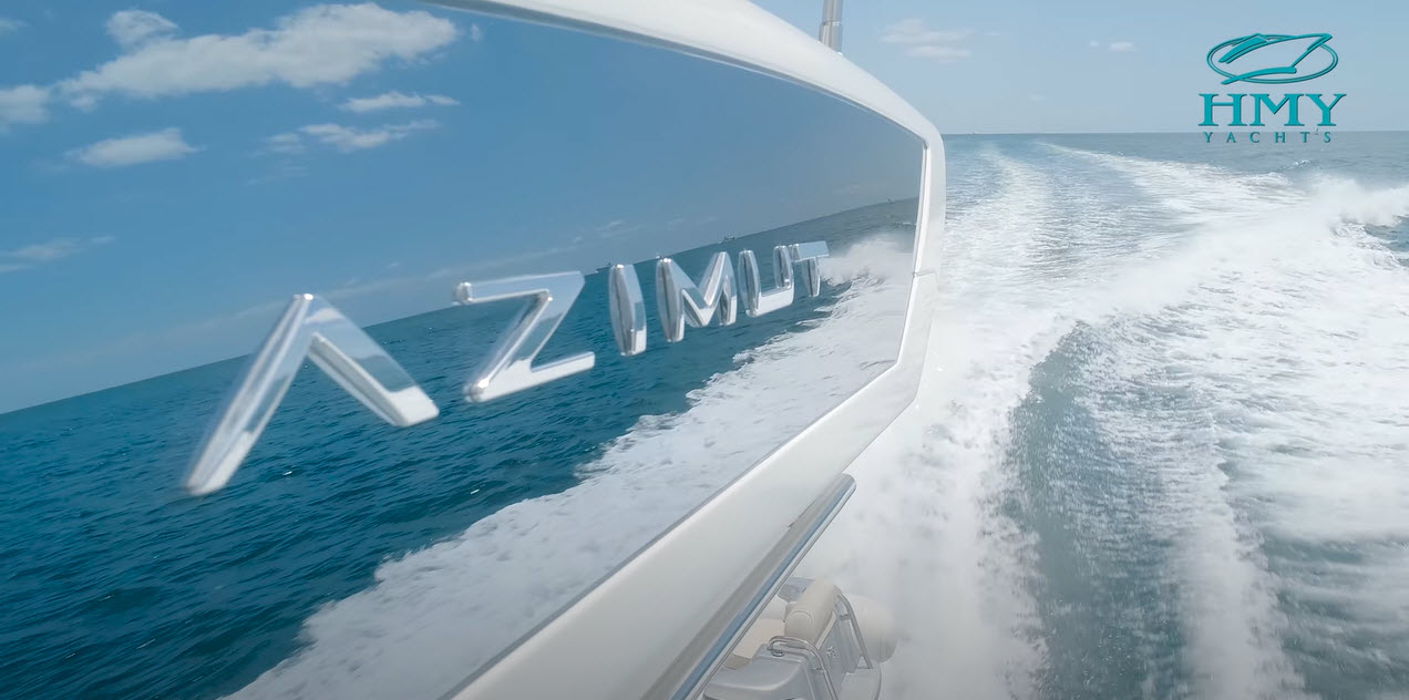 The Most Popular Used Azimut Yachts Flybridge Models