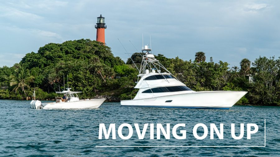 Moving Up: The Next Perfect Yacht For You