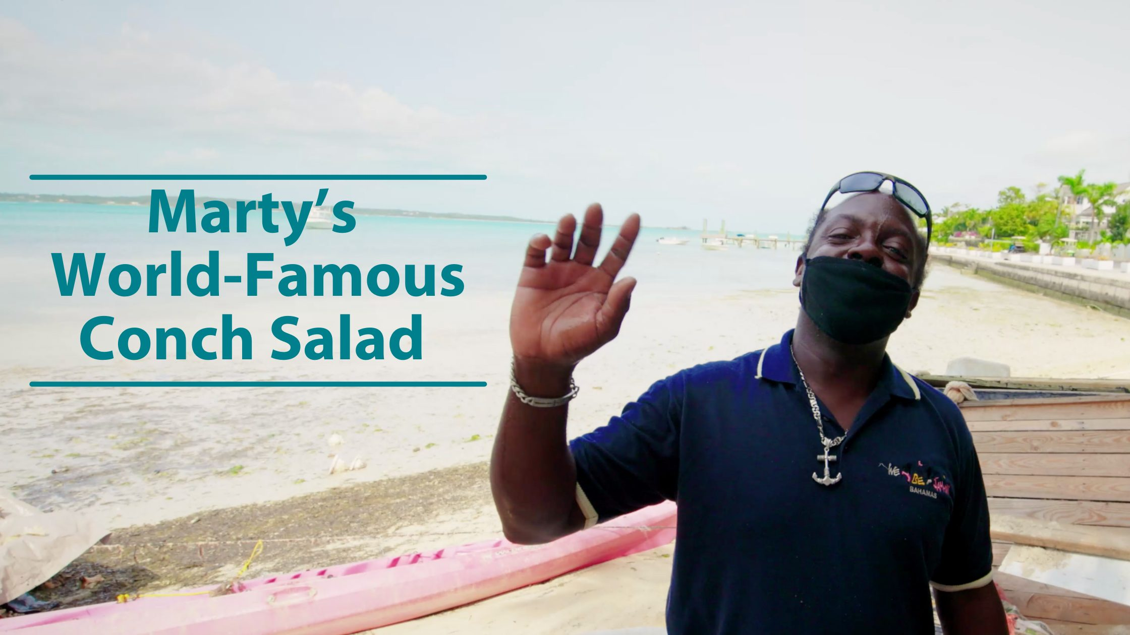 Marty's World-Famous Conch Salad