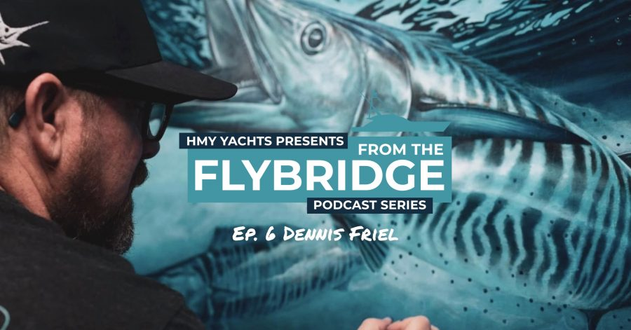 From the Flybridge Episode #6 - Dennis Friel