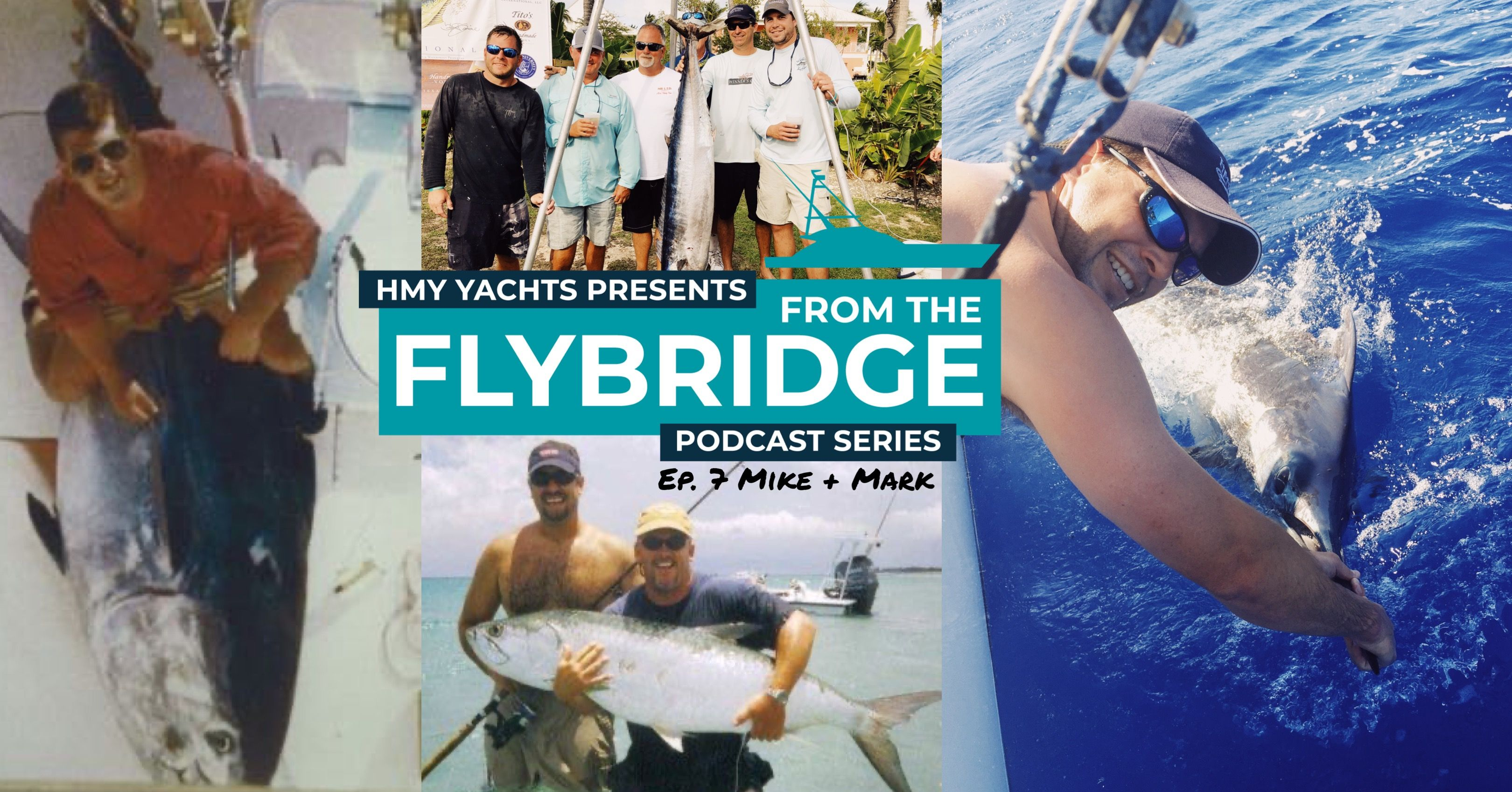 From the Flybridge #7 – Mike McCarthy and Mark Mitchell