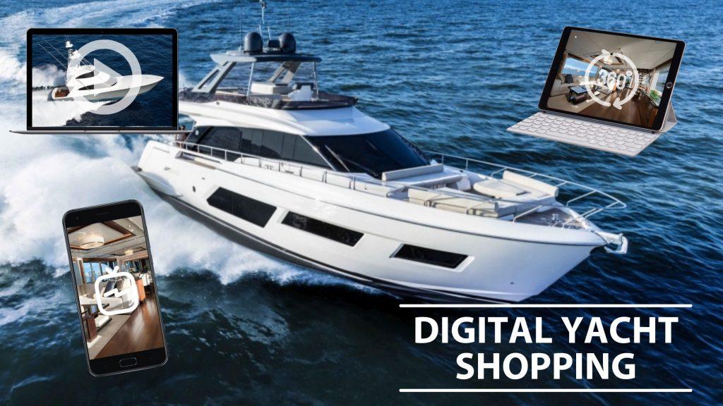 digital yacht shopping