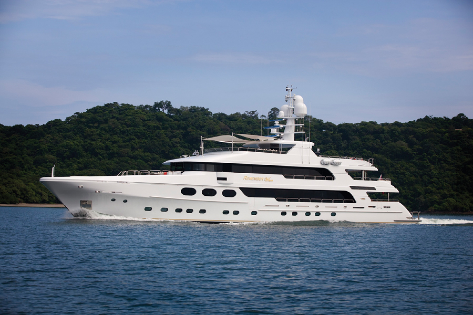 """Make Memories Aboard the Best Superyacht Available Today, the 2011 162' Christensen Motor Yacht """"Remember When"""""""