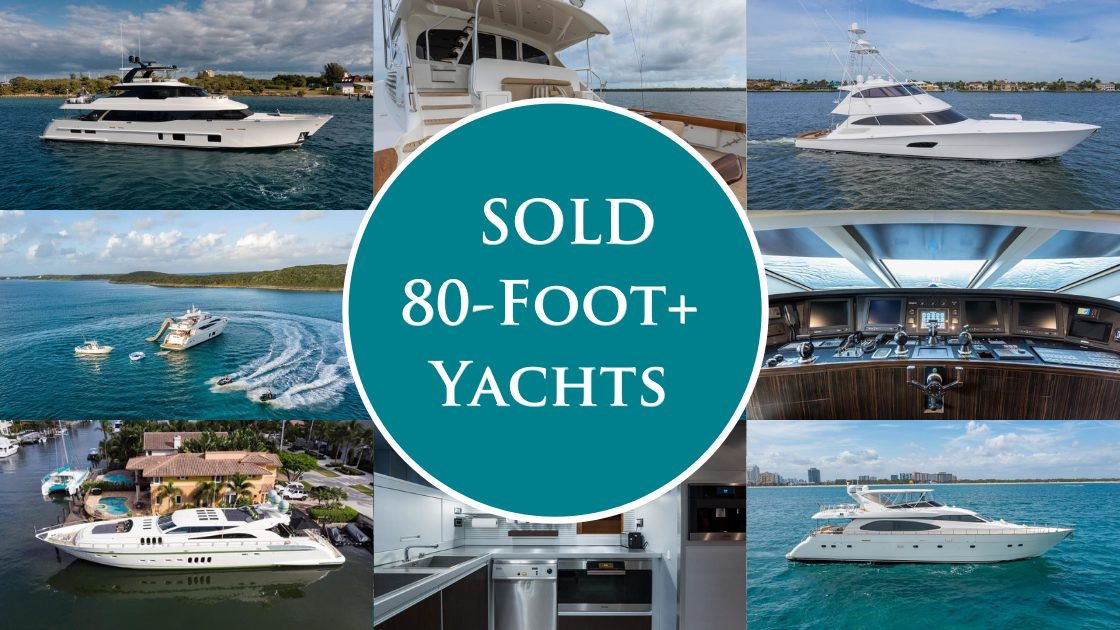 80-Foot+ Yachts: HMY Market Update