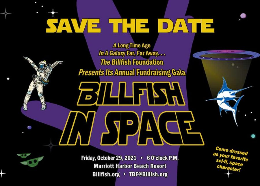The Billfish Foundation Presenting its Annual Gala: Billfish in Space