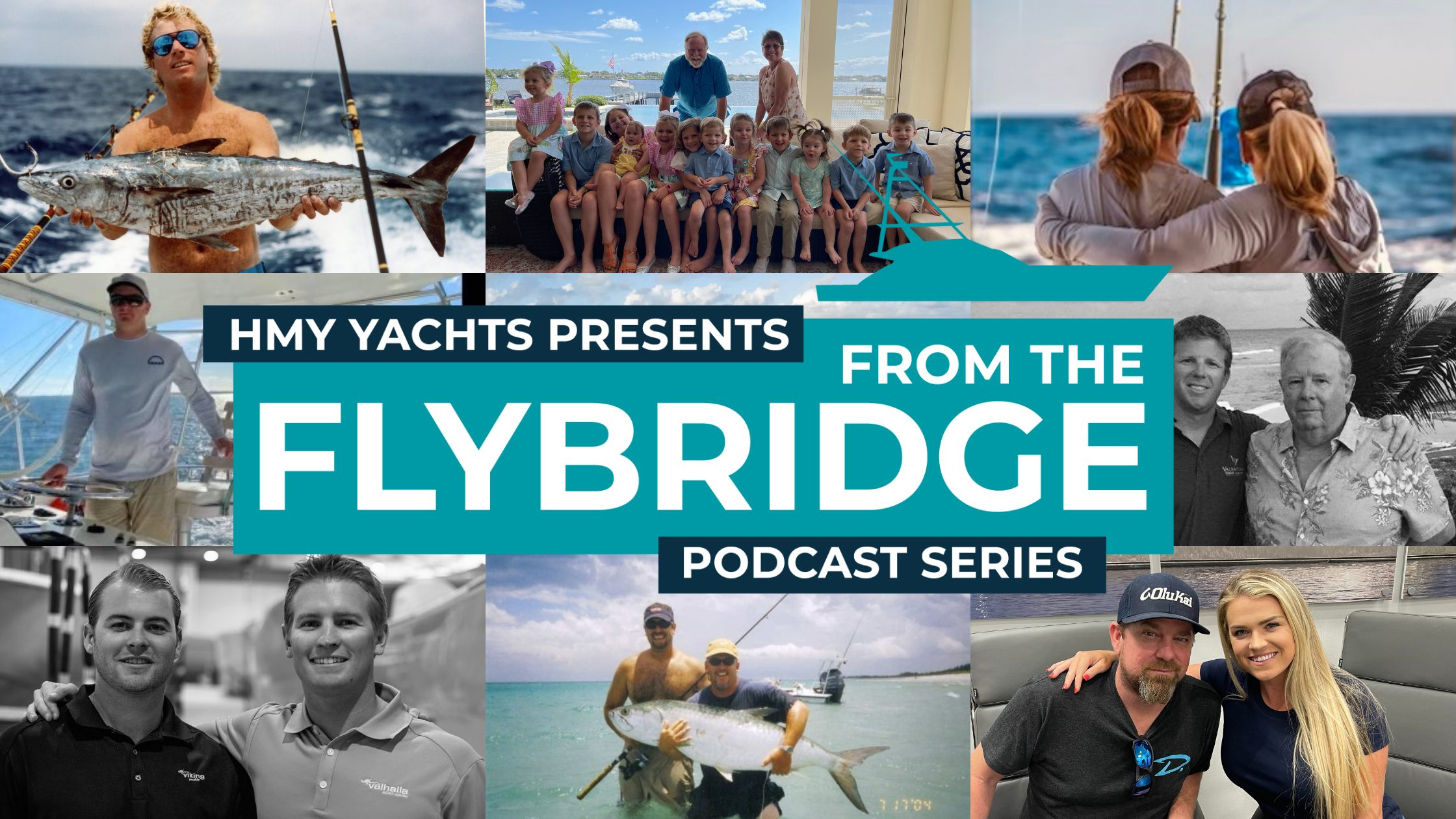 Season One Recap of HMY's Podcast: From The Flybridge